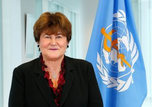 Portrait of WHO Regional Director for Europe