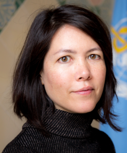 Portrait of Sarah Thomson, WHO Barcelona Office for Health Systems Strengthening