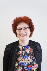 Portrait of Andrea Ammon, Director of the European Centre for Disease Prevention and Control