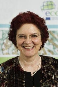 Portrait of Andrea Ammon, Director of the European Centre for Disease Prevention and Control (ECDC)