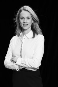 Portrait of Bronwyn King, Founder and CEO at Tobacco Free Portfolios