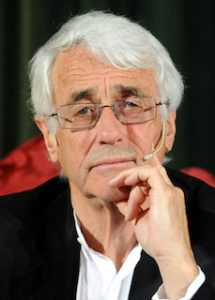 Portrait of Colin Crouch, political scientist and sociologist