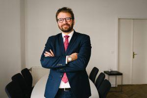 Portrait of Herwig Ostermann, executive director of Gesundheit Österreich GmbH