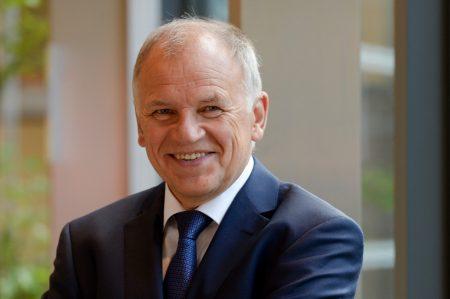 Portrait of former EU Commissioner Vytenis Povilas Andriukaitis