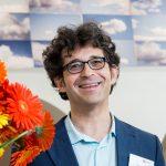 Portrait of Dietmar Schobel, publisher of Healthy Europe