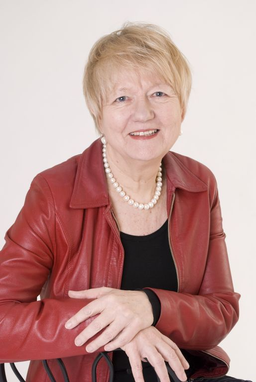 Portrait of Ilona Kickbusch