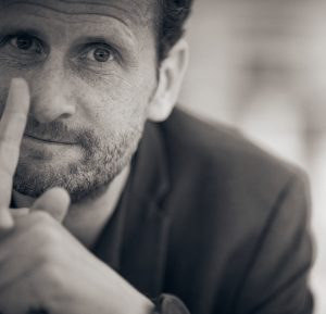 Portrait of Lars Münter, Communications Lead of the Nordic Health 2030 Movement