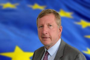 Portrait of Pierre Delsaux, Deputy Director-General of the Directorate-General for Health and Food Safety of the European Commission